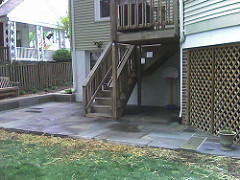 New Patio